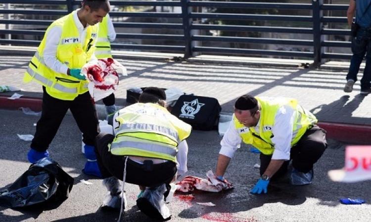 إصابة 3 إسرائيليين بعمليتى طعن وإطلاق نار فى الضفة