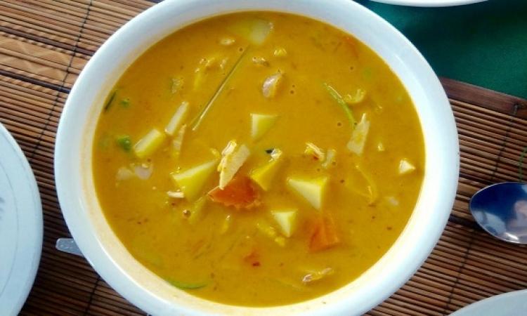 دراسة : حساء الدجاج يحمى من أعراض البرد المرضية