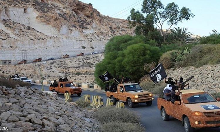 مؤشرات قوية على قرب استهداف داعش ليبيا