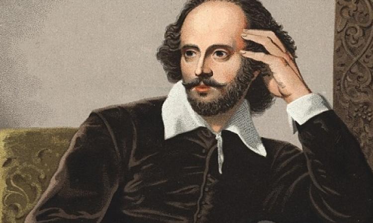 معرض بلندن يقدم وثائق نادرة عن حياة وليام شكسبير