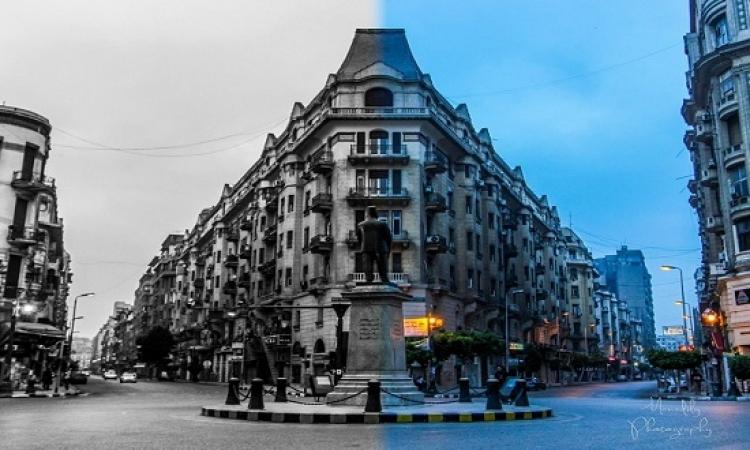 شوارع مصر لوحات عالمية مذهلة .. بعدسة حسام المناديلى