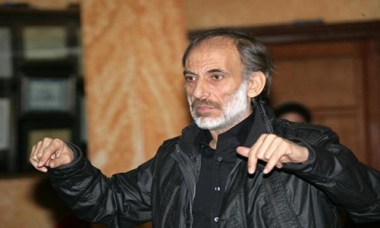 """غسان مسعود ينفى خبر وفاته.. ويؤكد أن كل القصة """"إنفلونزا"""""""