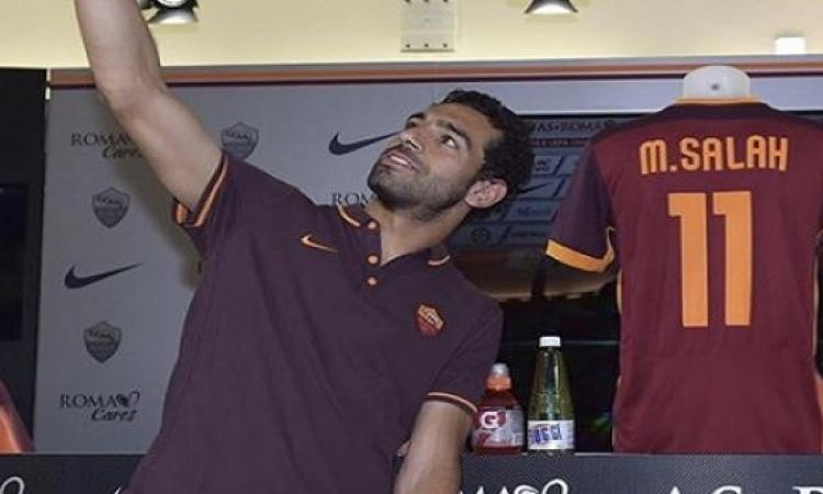 قميص محمد صلاح ضمن قائمة الأكثر مبيعًا فى روما