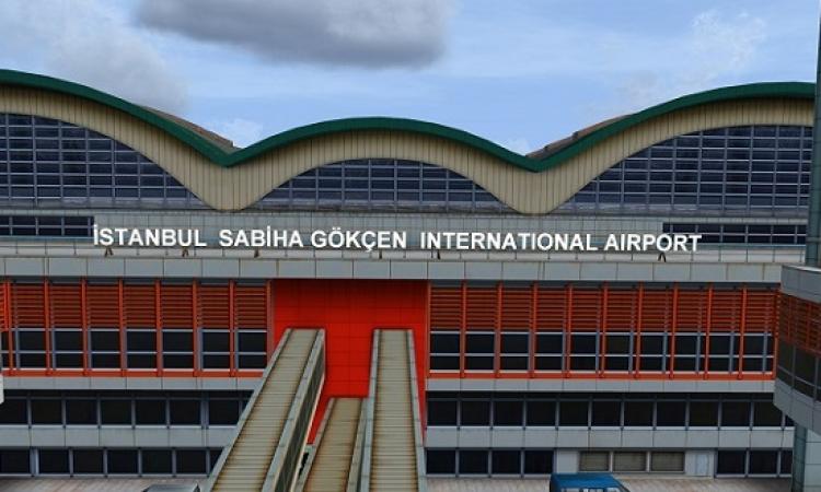 قتيل ومصاب فى انفجار بمطار صبيحة بإسطنبول