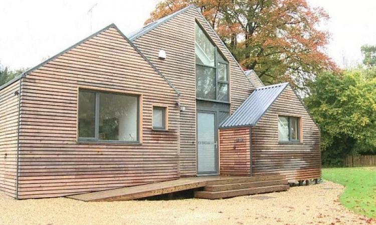 ابتكار منازل عائمة لمواجهة خطر الفيضانات
