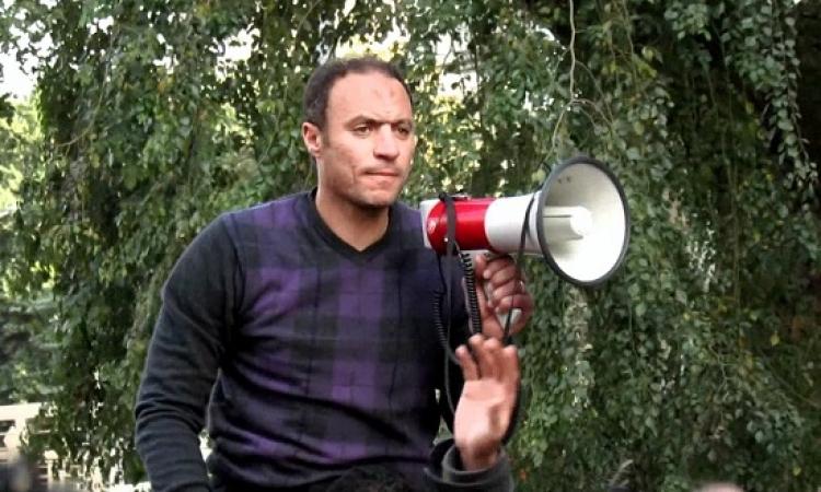 نادر السيد : عصافير جوزيه فى مصر هما اللى بلغوه شتيمتى