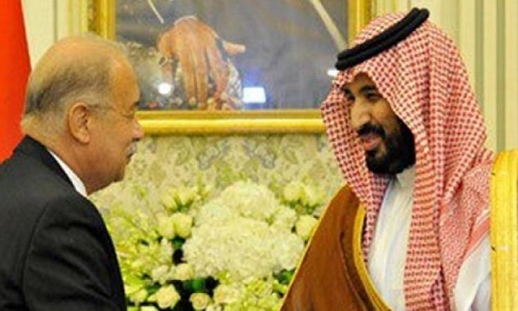 محمد بن سلمان : دور مصر القوى يبعث رسالة طمأنة للمنطقة