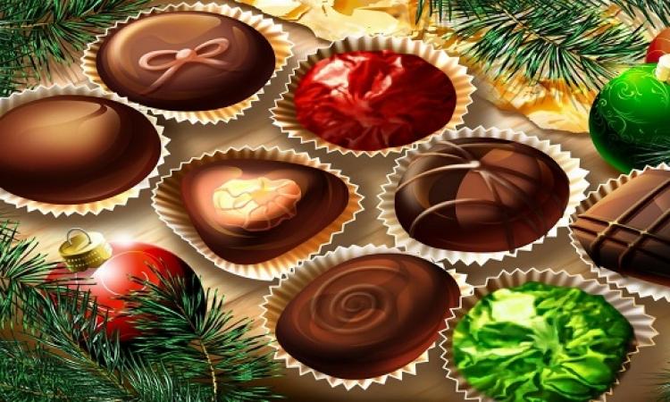 حلويات بالمخدرات لاحتفالات الكريسماس
