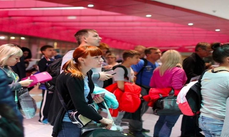 إجلاء أخر مجموعة من السياح الروس فى تركيا تنفيذاً لأوامر بوتين