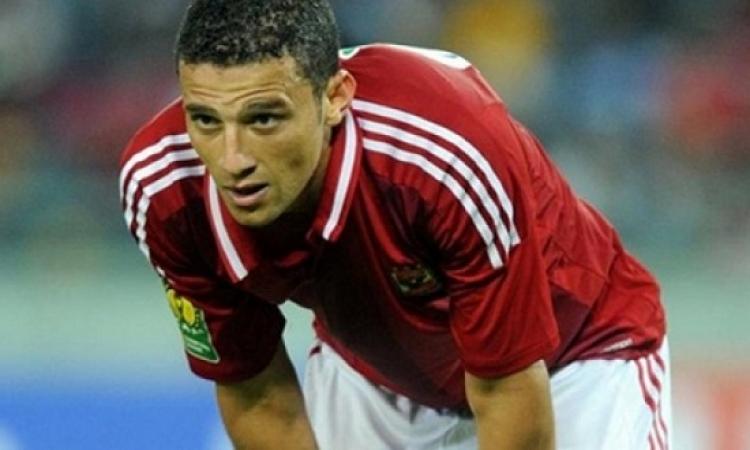 عبد الظاهر ينتقل إلى إنبى حتى نهاية الموسم على سبيل الإعارة