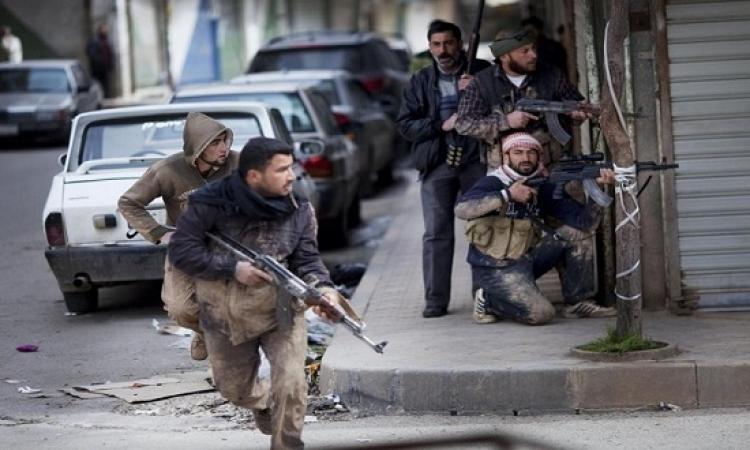 مواجهات بين الجيش السورى والمعارضة فى الغوطة الشرقية