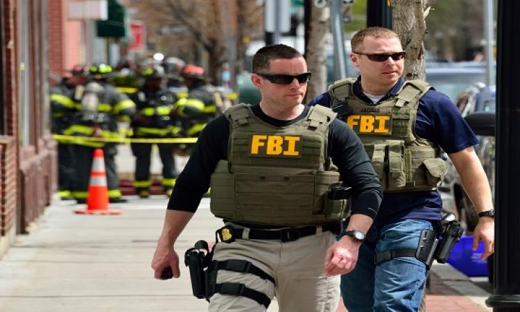 """""""أف بى أى"""" يفاوض مسلحين يحتلون مبنى حكوميا فى أمريكا"""