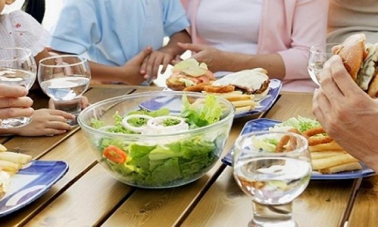 لصحة أفضل .. لا تأكل إلا وانت جائع وفى أوقات محددة