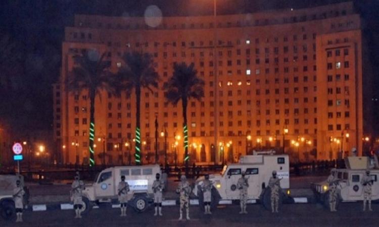 بالصور.. القوات المسلحة تؤمن ميدان التحرير والأهداف الحيوية بالجمهورية