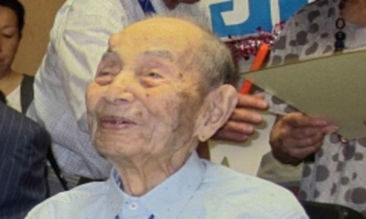 رحيل أكبر رجل معمر فى العالم عن 113 عاما
