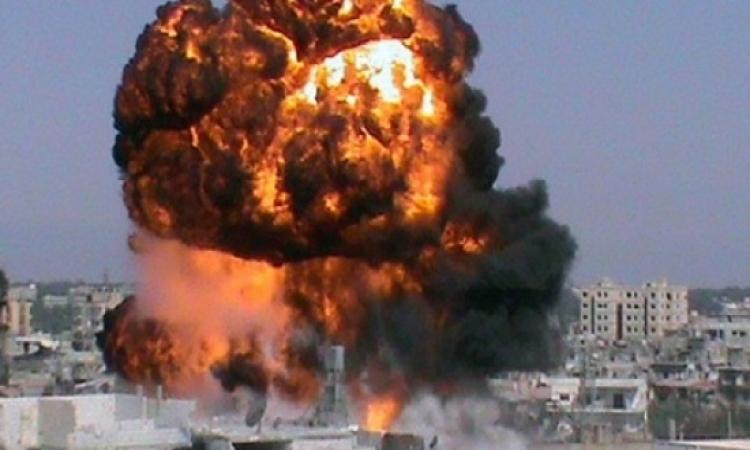 ارتفاع عدد ضحايا تفجير بوابة القصر الرئاسى فى عدن إلى 11 قتيلا