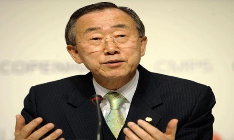 الأمين العام للأمم المتحدة: قنبلة كوريا الشمالية مقلقة للغاية