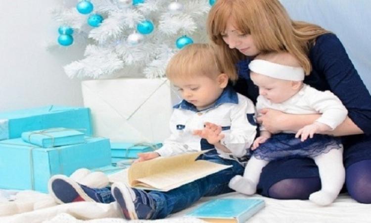 5 طرق بسيطة تخلى طفلك يحب القراءة.. فكرتى تعملى كدة!!