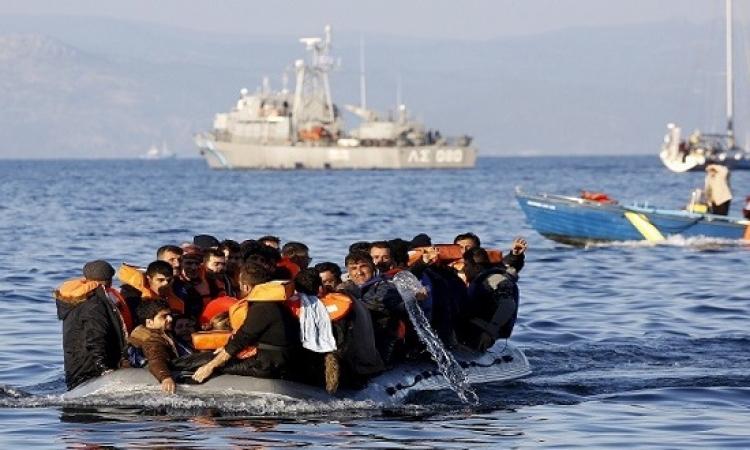 6 مليار دولار عائدات تهريب اللاجئين إلى أوروبا فى 2015