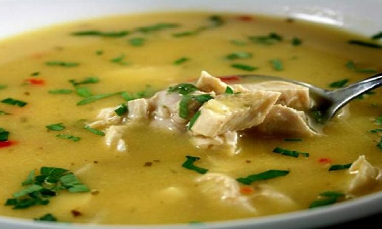 استغلى بقايا الطعام فى عمل حساء الدجاج اللذيذ