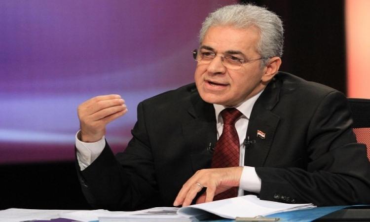 بالفيديو .. انقطاع الكهرباء على صباحى مع وائل الابراشى