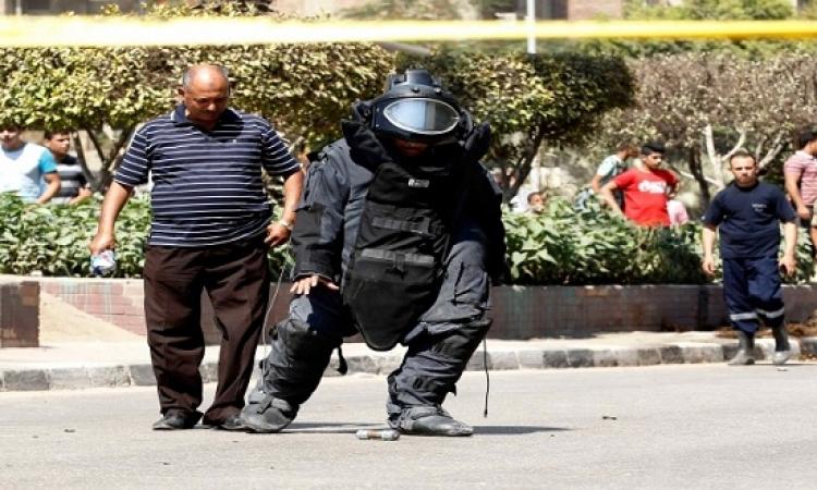 """""""المفرقعات"""" ترفع حالة الاستنفار القصوى استعدادًا لذكرى ثورة يناير"""
