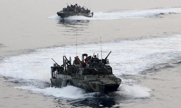 إيران تفرج عن البحارة الأميركيين العشرة بعد ساعات على احتجازهم