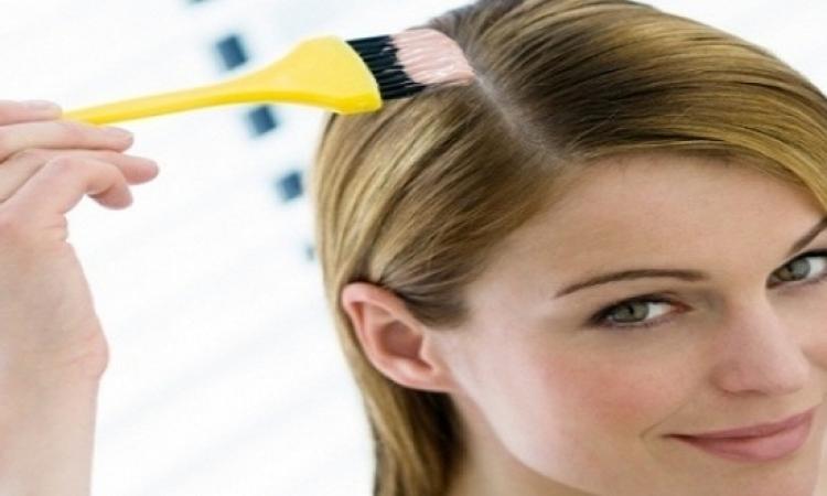 نصائح للتجنبى أضرار ومشاكل صبغات الشعر