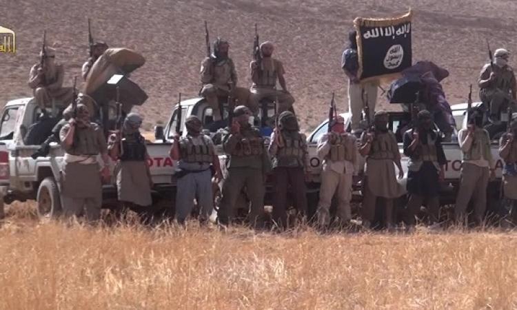 داعش يتقدم فى دير الزور ويأسر العشرات