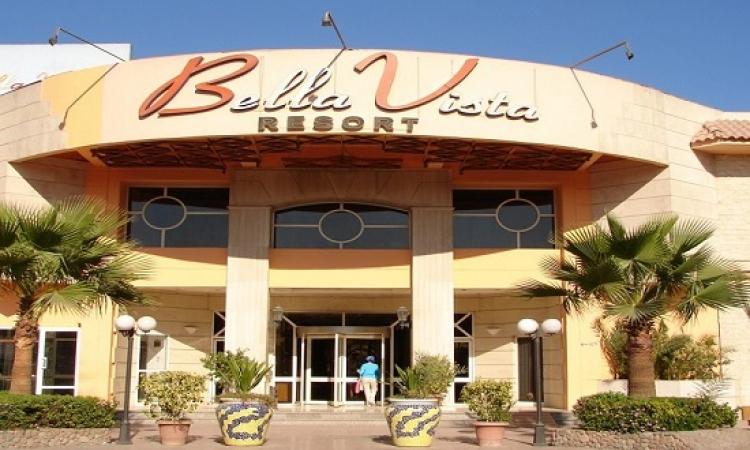 زعزوع يزور الغردقة لتفقد فندق بيلا فيستا بعد الهجوم الارهابى