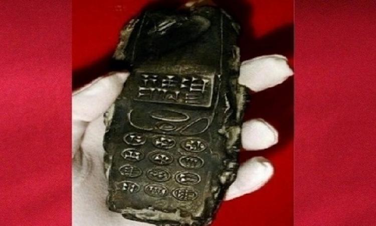 أغرب الاكتشافات الأثرية فى النمسا تشبه الهاتف المحمول