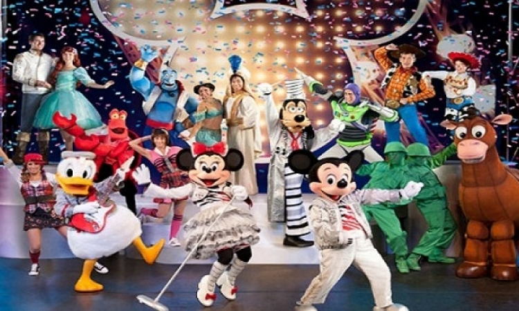 افتتاح متنزه ألعاب ديزنى لاند فى شنغهاى 16 يونيو القادم
