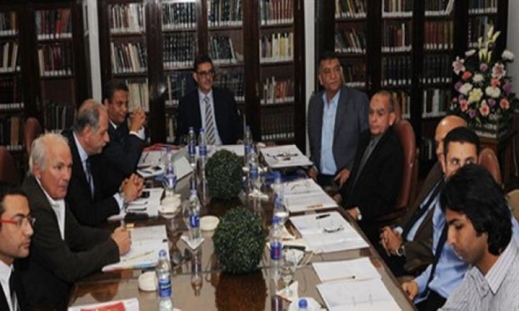 حجز طعن الأهلى على حل مجلس إدارته للحكم فى 28 فبراير