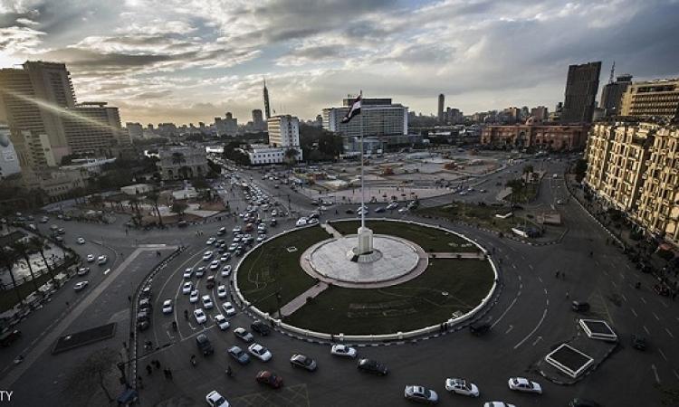 تواجد أمنى مكثف بميدان التحرير لتأمين الاحتفالات بعيد تحرير سيناء