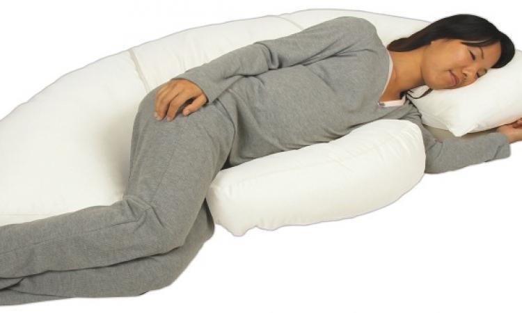 تعرفى متى يكون النوم على البطن ضارًا بالحامل