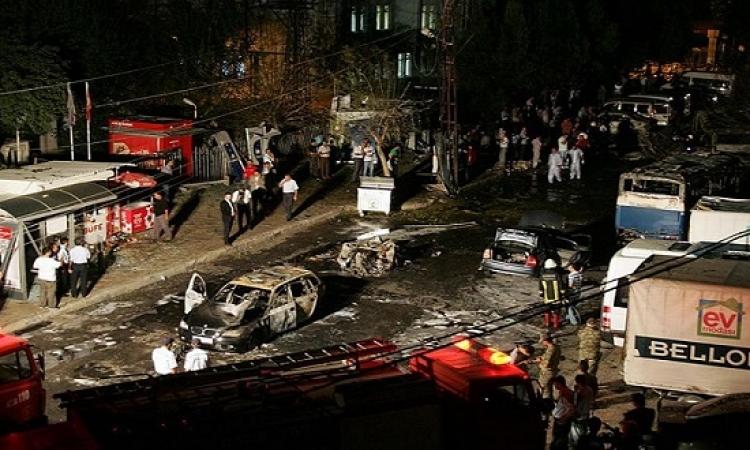 45 قتيلا وجريحا فى هجوم على مركز شرطة بتركيا