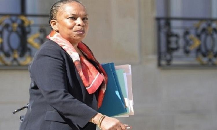 إستقالة وزيرة العدل الفرنسية اعتراضاً على إسقاط الجنسية عن مدانى الإرهاب