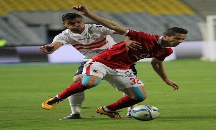 اتحاد الكرة يناقش امكانية إسناد مباراة القمة لطاقم تحكيم عربى