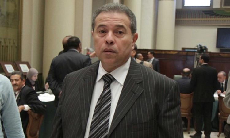 عكاشة يطعن على قرار إسقاط عضويته من البرلمان أمام الإدارية العليا