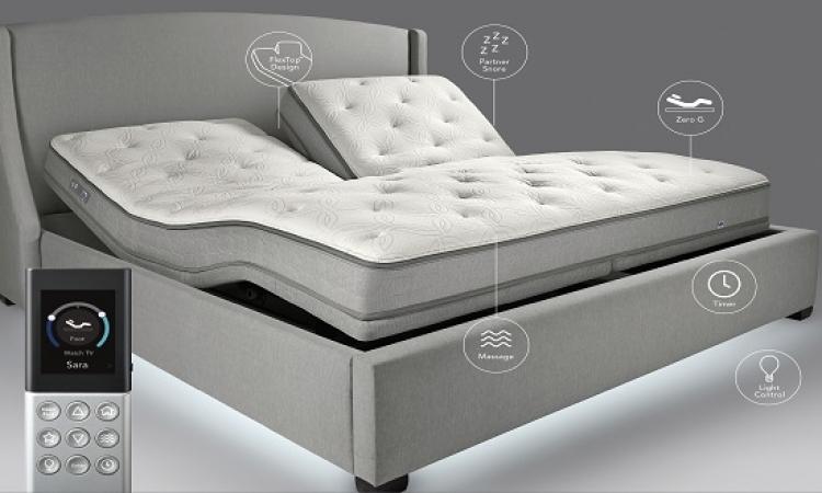 بالفيديو .. سرير ذكى يراقب طفلك أثناء النوم