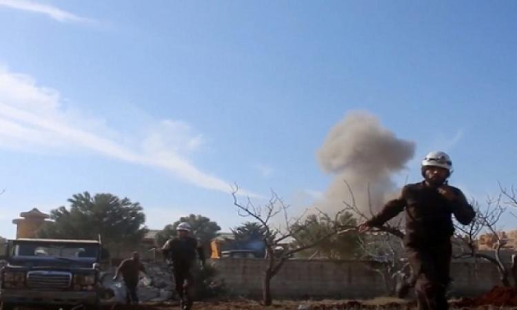 27 قتيلاً وجريحاً فى قصف للفصائل المسلحة لريف حلب