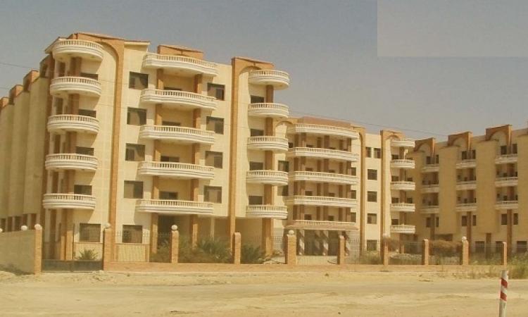 طرح شقق الإسكان الاجتماعى بنظام الإيجار 8 أكتوبر المقبل