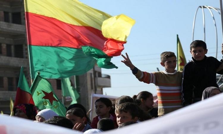 الأكراد يعلنون النظام الفيدرالى شمالى سوريا