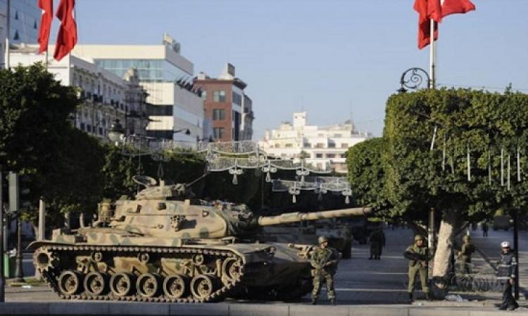 قوات تونسية تبدأ عملية أمنية واسعة فى بنقردان