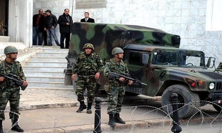 37 قتيلاُ فى بنقردان التونسية وفرض حظر التجول