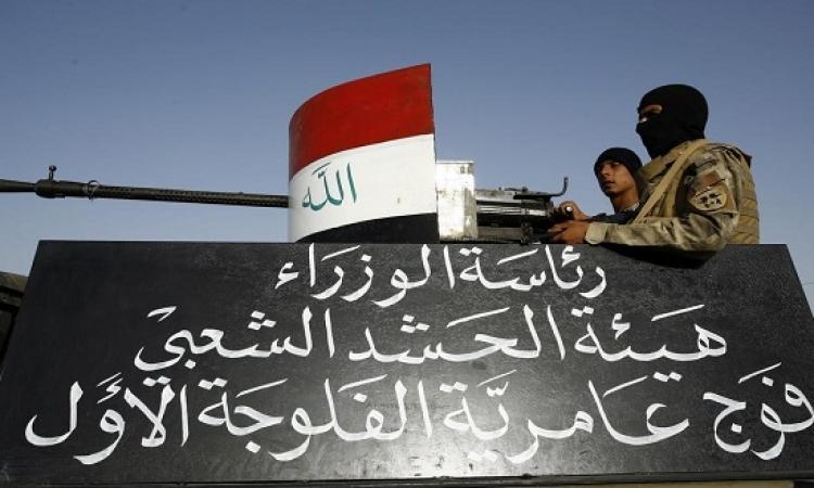 الحشد الشعبى يعلن السيطرة على البعاج غرب الموصل