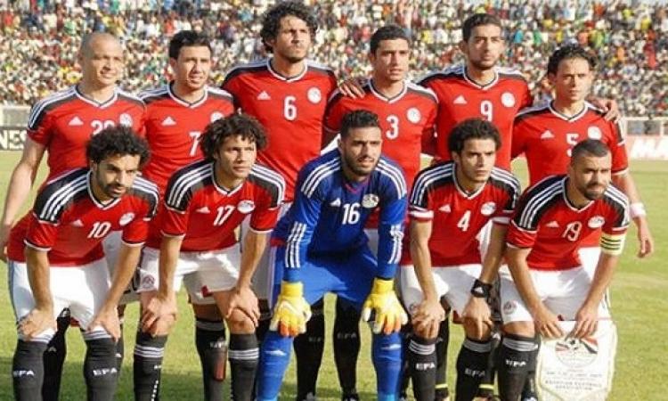 منتخب مصر يخطط لتحقيق 3 أهداف أمام تنزانيا