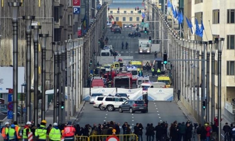 مطار بروكسل: عثرنا على قنبلة ثالثة والمطار مغلق لحين إشعار آخر