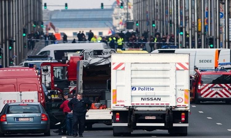 ارتفاع حصيلة ضحايا تفجيرات بروكسل لـ 35 قتيلاً و135 مصاباً