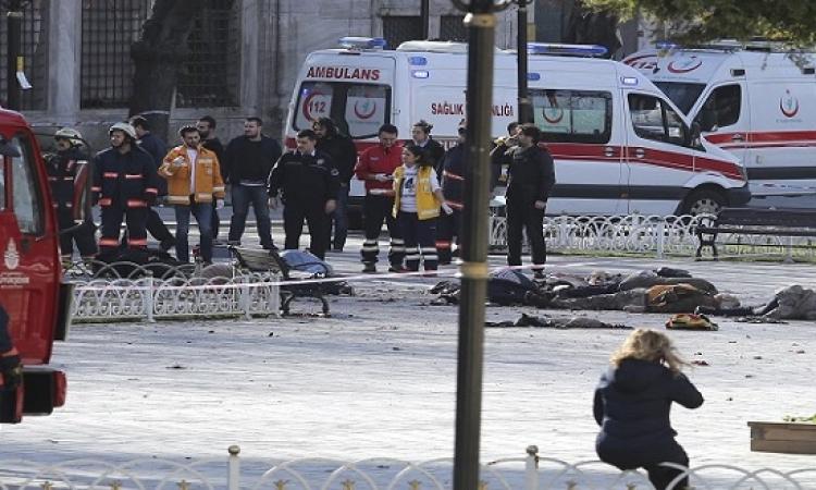 5 قتلى فى هجوم انتحارى جديد فى شارع الاستقلال بقلب اسطنبول